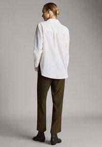 Massimo Dutti - Trousers - green - 2