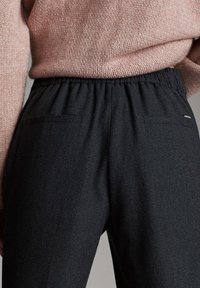 Massimo Dutti - Tracksuit bottoms - grey - 4