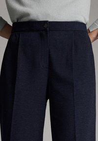 Massimo Dutti - Trousers - dark blue - 4