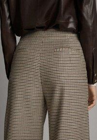 Massimo Dutti - Pantalon classique - brown - 6