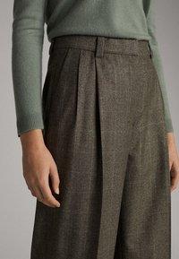 Massimo Dutti - Pantalon classique - olive - 4