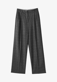 Massimo Dutti - Pantalon classique - olive - 6