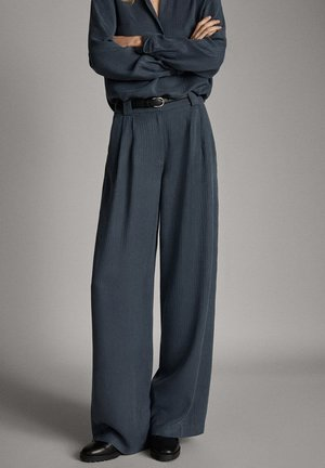 05009519 - Trousers - dark grey