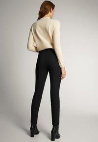 Massimo Dutti - 05041542 - Trousers - black - 2