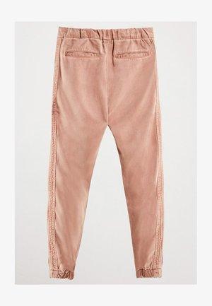 JOGGERHOSE AUS LYOCELL 05001032 - Spodnie treningowe - neon pink