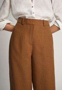 Massimo Dutti - Trousers - brown - 6