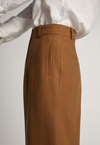 Massimo Dutti - Trousers - brown - 5