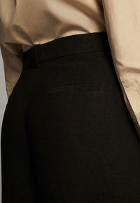 Massimo Dutti - Trousers - black - 6
