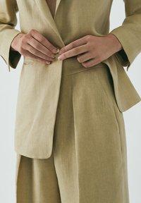 Massimo Dutti - Pantaloni - beige - 4