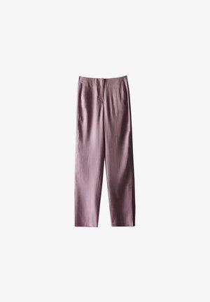 Pantaloni - mauve