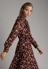Massimo Dutti - Maxi dress - rose - 4