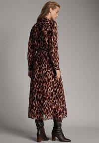 Massimo Dutti - Maxi dress - rose - 1