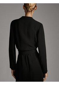 Massimo Dutti - Sukienka letnia - black - 6
