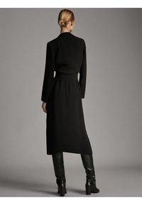 Massimo Dutti - Sukienka letnia - black - 2