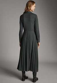Massimo Dutti - Sukienka koszulowa - dark grey - 2