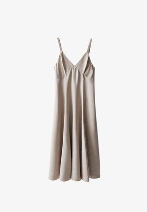 Day dress - light grey