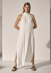Massimo Dutti - Maxi dress - white - 1