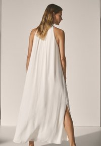 Massimo Dutti - Maxi dress - white - 2