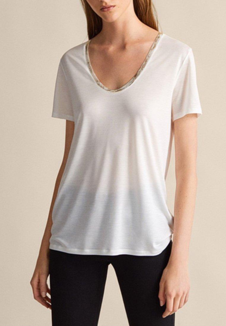 Massimo Dutti T-Shirt basic white