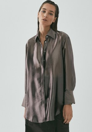 LIMITED EDITION - Overhemdblouse - brown