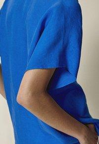 Massimo Dutti - Overhemdblouse - blue - 6