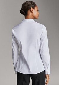 Massimo Dutti - Button-down blouse - white - 1