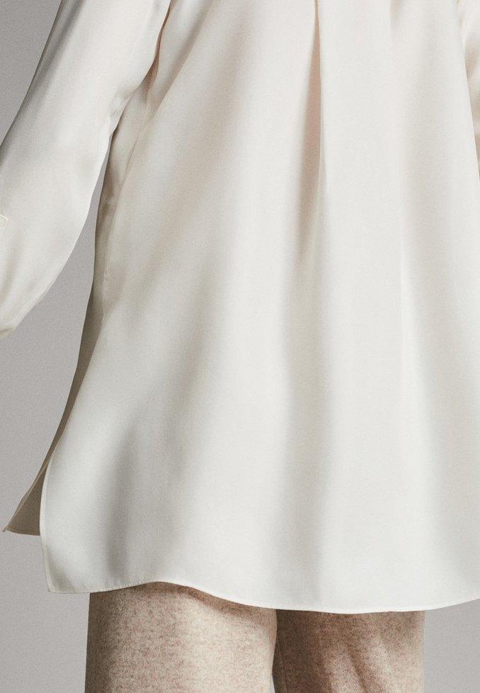 Dutti Camicetta White White Massimo Massimo Massimo Dutti Camicetta LzMUVSGjqp