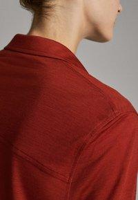 Massimo Dutti - Koszula - red - 4