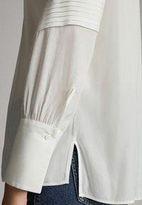 Massimo Dutti - Blus - white - 5