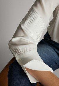 Massimo Dutti - Blus - white - 4