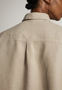 Massimo Dutti - Button-down blouse - ochre - 6
