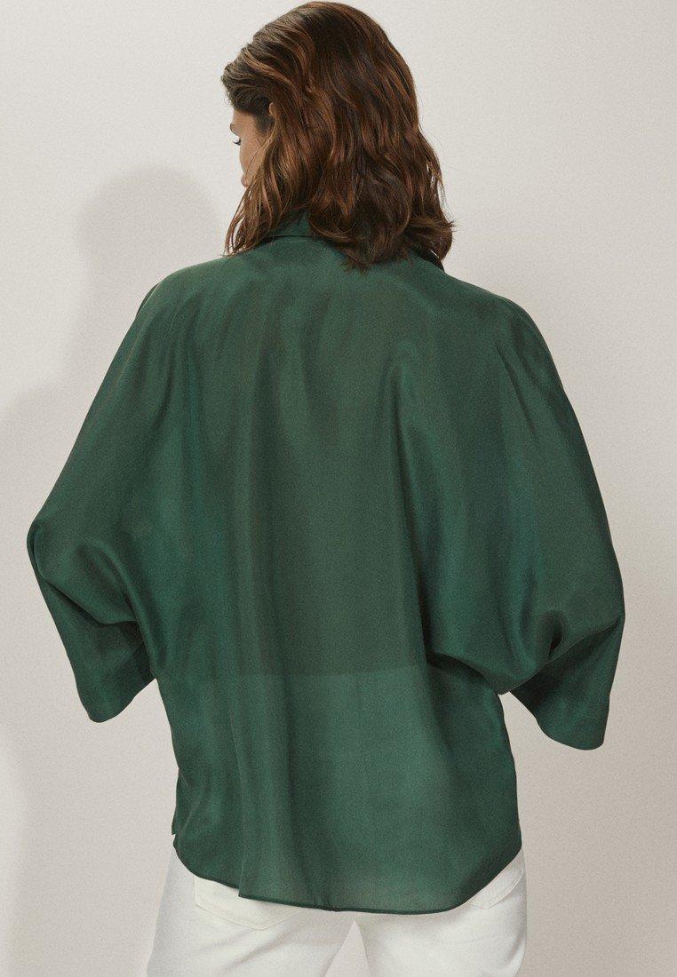 Massimo Dutti - Camicia - green