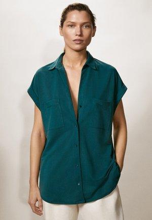 MIT TASCHEN - Camicia - green