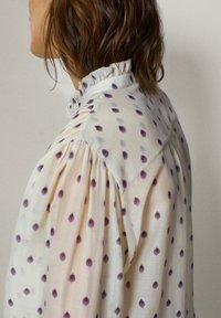 Massimo Dutti - Overhemdblouse - white - 5