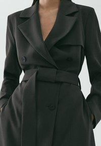 Massimo Dutti - LIMITED EDITION - Classic coat - grey - 5