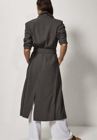 Massimo Dutti - LIMITED EDITION - Classic coat - grey - 2