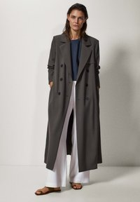 Massimo Dutti - LIMITED EDITION - Classic coat - grey - 1