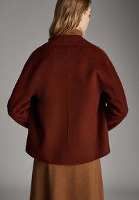 Massimo Dutti - 06452530 - Blazer - red - 1