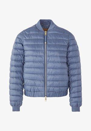 MIT METALLICVERZIERUNG - Winter jacket - blue