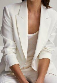 Massimo Dutti - Blazer - white - 4