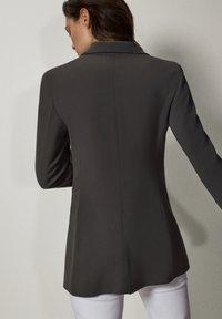 Massimo Dutti - Blazer - dark grey - 1
