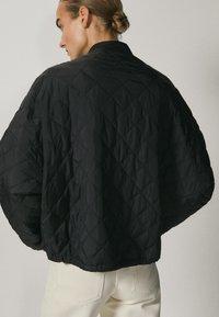 Massimo Dutti - Bomber Jacket - black - 1