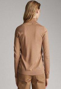 Massimo Dutti - Sweter - brown - 2