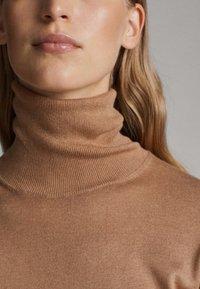 Massimo Dutti - Sweter - brown - 4