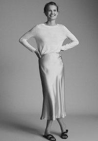 Massimo Dutti - Jumper - white - 5