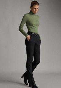 Massimo Dutti - Pullover - green - 1