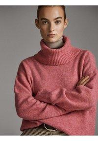 Massimo Dutti - Pullover - neon pink - 3