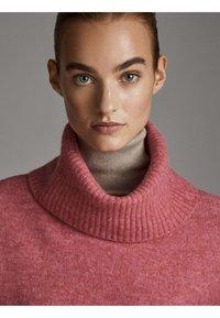 Massimo Dutti - Pullover - neon pink - 5