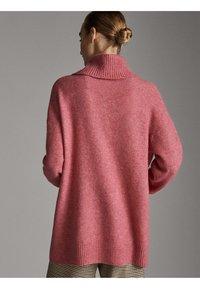 Massimo Dutti - Pullover - neon pink - 1