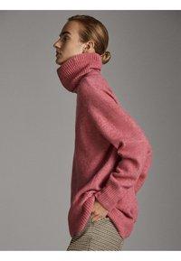 Massimo Dutti - Pullover - neon pink - 2
